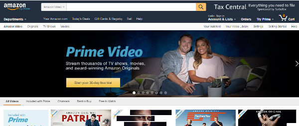 top 7 websites to buy movies online