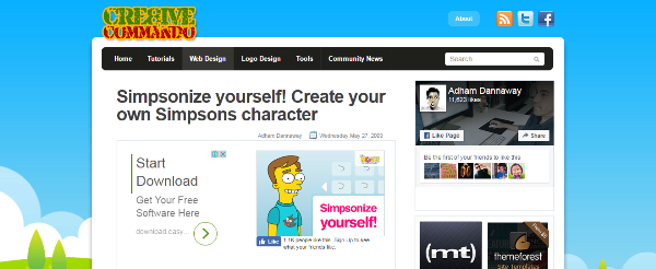 9 sites to create cartoon yourself for twitter & facebook profiles
