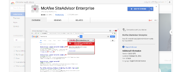 5 chrome extensions for more safe and secure browsing