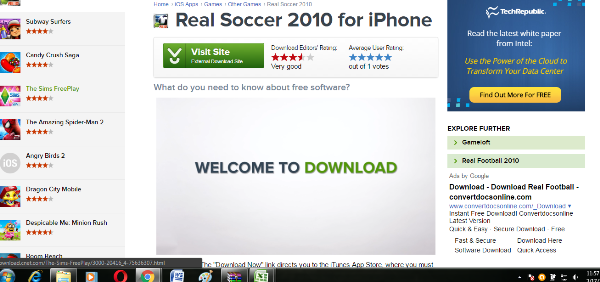 8 cool iphone games for soccer fanatics