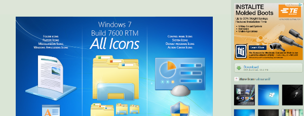 15 most beautiful and cool windows 7 icon pack