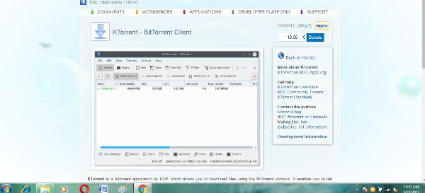 8 free linux bittorrent clients for linux users