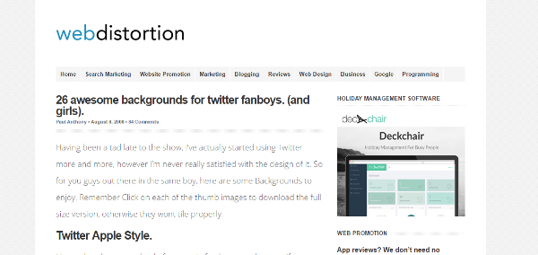 top 10 websites to create free twitter background