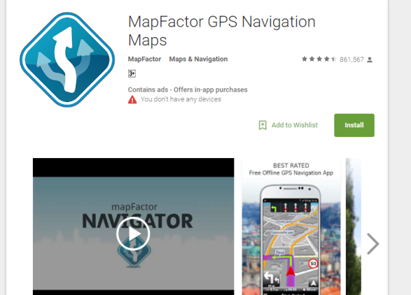 7 best android gps apps for you android devices