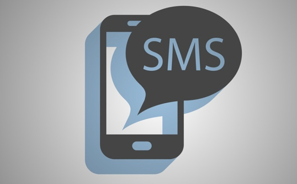 sms text message