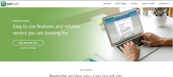 Remote Access Mac Applications