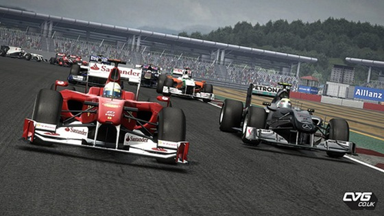 F1 Race 2010 Xbox 360