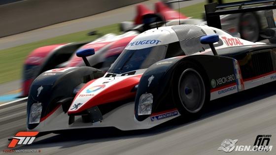 Forza Motorsport 3 xbox game