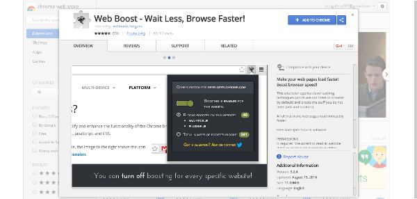 google chrome browser more faster