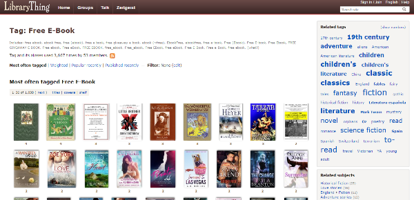 websites to download free ebooks