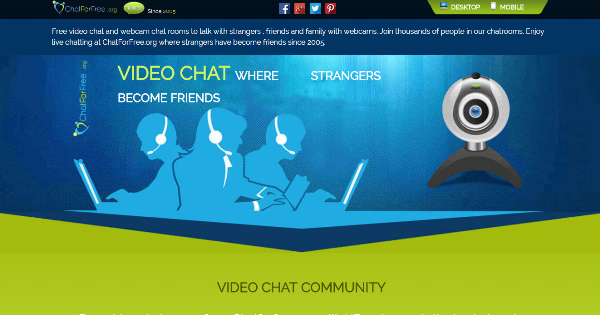 online video chatting services