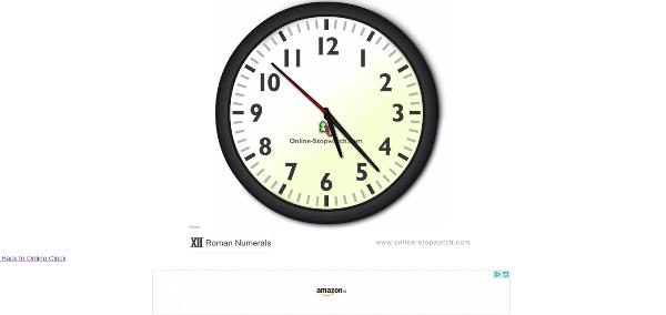 nline alarm clock services