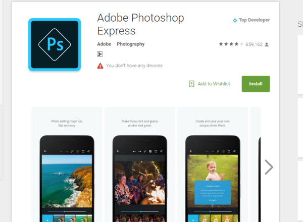 Free Android applications to Experiment with your Photographs