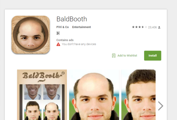 weird android apps