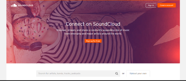sites to share music on twitter
