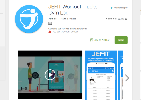 Android Apps to Help You Stay Fit