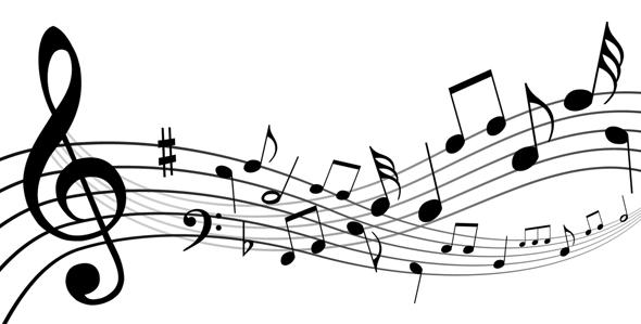 Music Notes - free song lyrics