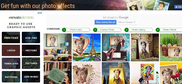 dd Effects in Photo Online