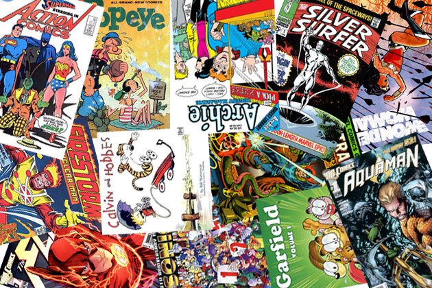 Free Comic apps for android