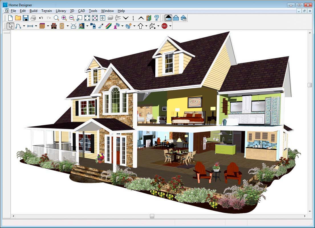 Home Design Software For Beginners