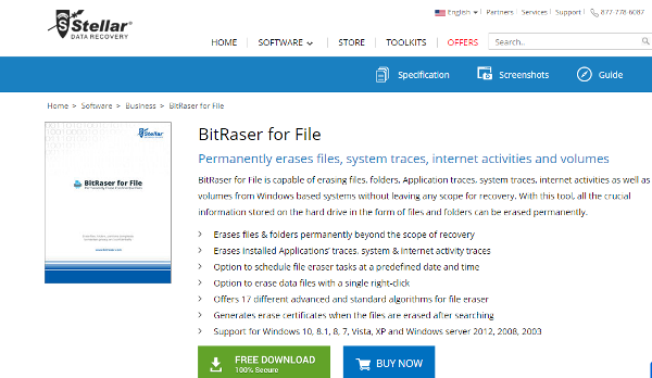 free software to delete files