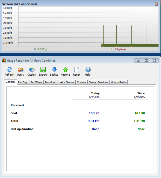 tools for monitoring network bandwidth