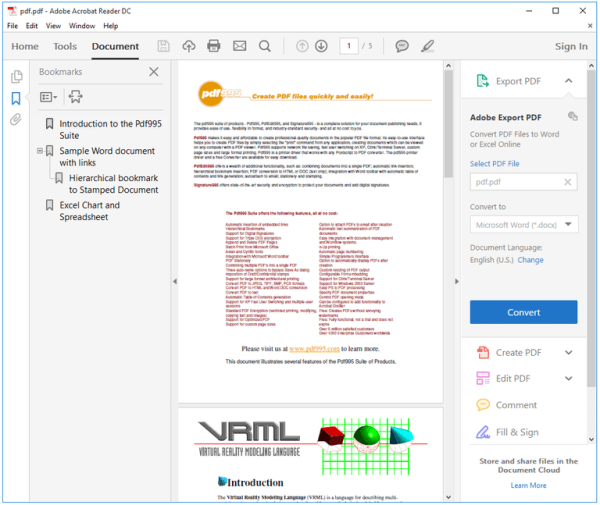 Best PDF Readers for Windows Users